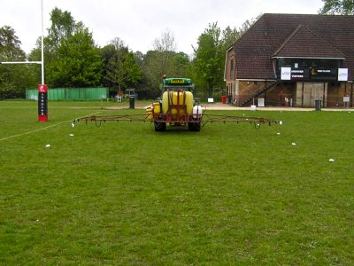 Sports-Pitches